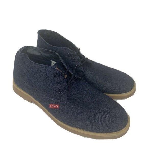 Levi's Size 9 51801609U Sonoma Denim Men's Shoes